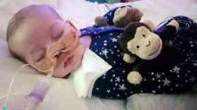 Charlie Gard is terminally ill