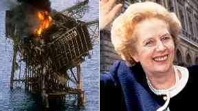 Thatcher: PM skipped memorial in Aberdeen.