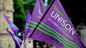 Unison: Rejected latest proposals from the council.