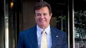 Paul Manafort led the Trump's election campaign for several months.