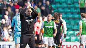 Focus: Neil Lennon takes his Hibs side to Ibrox.