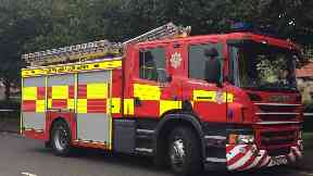 Fire: Woman dies after house blaze in Ayrshire.