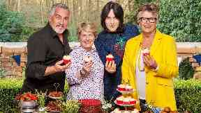Bake Off: Only Paul Hollywood is returning from the original line-up.