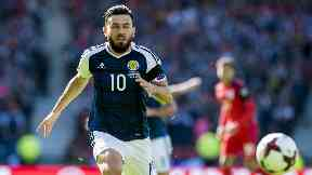 Court: Robert Snodgrass has been capped 25 times for Scotland.