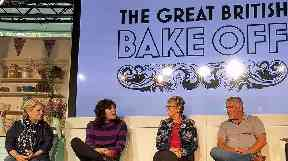 The Great British Bake Off has a new line-up.