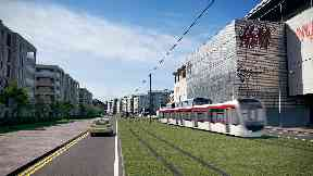 Work on £207m Edinburgh tram extension to begin next month