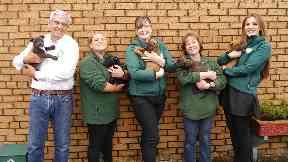 Birthday: Edinburgh Dog and Cat Home is celebrating 60 years.