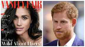 Meghan Markle revealed she met Prince Harry in July 2016 in London.