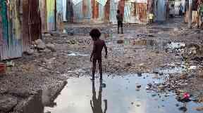 Haiti.