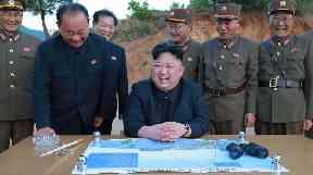 Kim Jong-un's North Korea faces tougher sanctions.