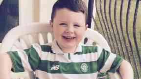 Remembered: Lennon Toland was killed last year.