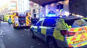 Parsons Green: Homemade bomb deployed at tube station.