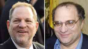 Harvey Weinstein co-founded the film studio with his brother Bob (left) in 2005.