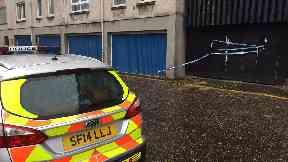 Crime scene: Man was remanded in custody.