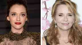 Actresses Kat Dennings and Lea Thompson also responded to the post.