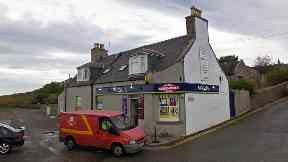 McColl's: Cove Bay newsagent targeted on Wednesday.