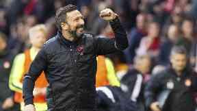 Derek McInnes: Pleased with strength of squad.