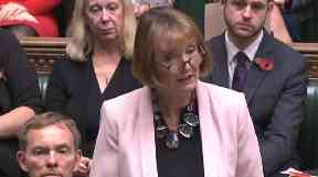 Harriet Harman said it was a 'good thing' the allegations had been exposed.