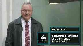 Rod Padley says people he works with cannot afford to retire.