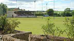 Howe of Fife: Former head coach and president banned for year.