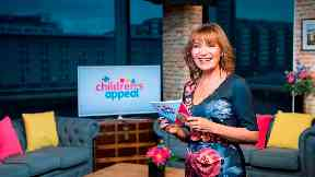 Award: Lorraine Kelly marked 35 years in broadcasting