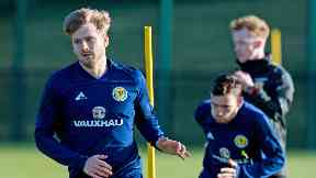 Stuart Armstrong: Out to impress interim boss Malky Mackay.