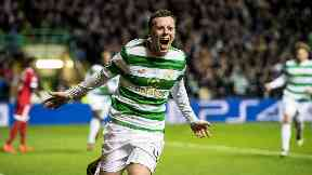Debut: McGregor is set to start for Scotland.