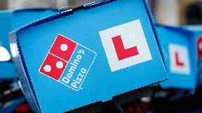 Pizza thefts: Domino's and Pizza Hut both targeted.