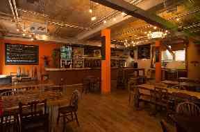 Hostel: The Black Isle Bar also has a hostel.