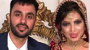 Jagtar Singh Johal: Scot got married in India in October.