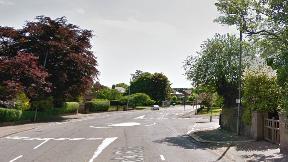 Dumbreck Road: Crash happened near junction with Dumbreck Avenue.