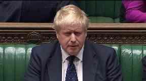 Boris Johnson: Must wait for court's ruling.