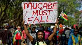 Mr Mugabe faces two key meeting that could pave the way for his exit.
