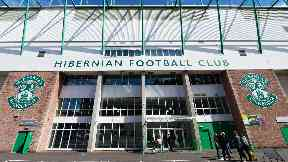 Accounts: Hibs have released their annual results.