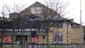 Citizens: Moving to Tramway and Scotland Street School Museum.