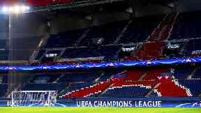 Parc de Princes: Will host PSG v Celtic in the Champions League.