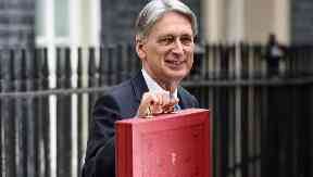 Philip Hammond: The Chancellor says his 'ear was bent' by Scottish Tory MPs on VAT.