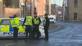Dundee: He is being held in custody.