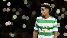 The Motherwell fans have dedicated some songs to Scott Sinclair.