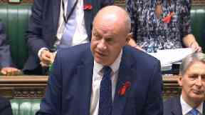 Damian Green carried out Prime Minister's Questions in Theresa May's absence.