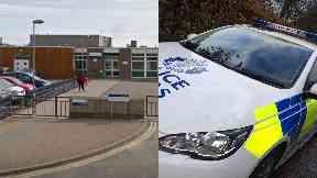 Balmedie: Parents contacted the school.