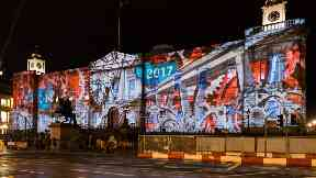 City: Scenes 'share Edinburgh's memories'.