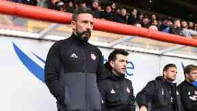 Derek McInnes: In Aberdeen colours but for how much longer?