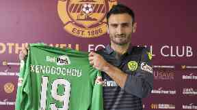Gennadios Xenodochov has joined the Fir Park club.