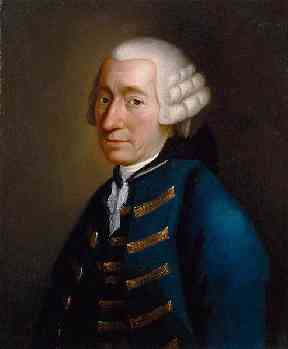 Tobias Smollett: Famous novelist called Cameron House home.