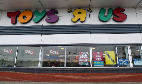 Toys R Us: All stores to close in weeks.