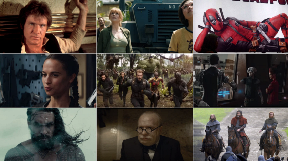 New releases: Which of these films will you go to see next year?