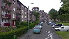 Springburn: Gun shots fired.