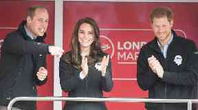 The younger royals spent several months promoting their Heads Together campaign