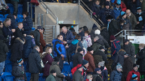 Scotstoun: Around 7300 fans evacuated during Guinness Pro14 contest.